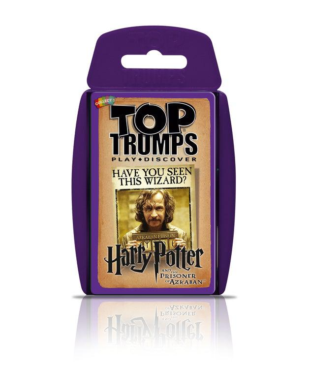 Top Trumps - Harry Potter and the Prisoner of Azkaban-Game Kings-Game Kings