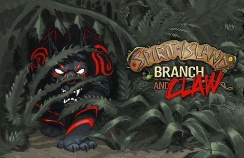 Spirit Island - Branch & Claw Expansion-Fabled Nexus Games-Game Kings