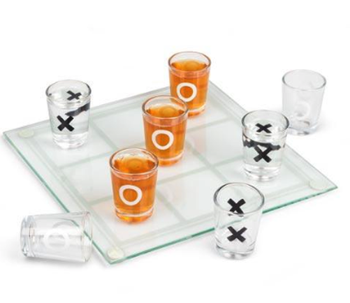 Drinking Noughts & Crosses-Game Kings-Game Kings