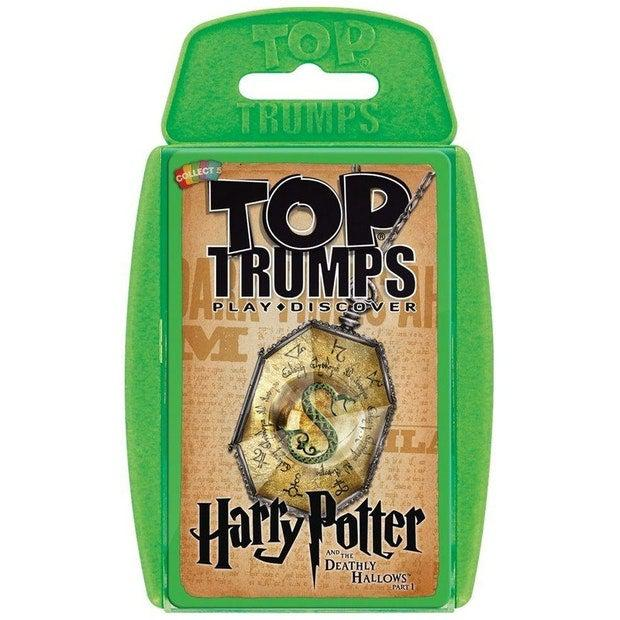 Top Trumps - Harry Potter and the Deathly Hallows Part 1-Game Kings-Game Kings