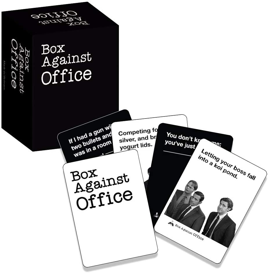 Box Against Office-Cards Against Humanity-Game Kings