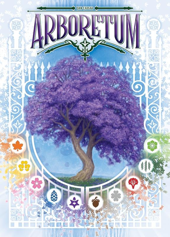 Arboretum (2nd Edition)-Renegade Game Studios-Game Kings