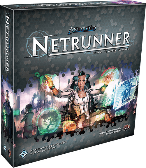 Android Netrunner Core Set Revised