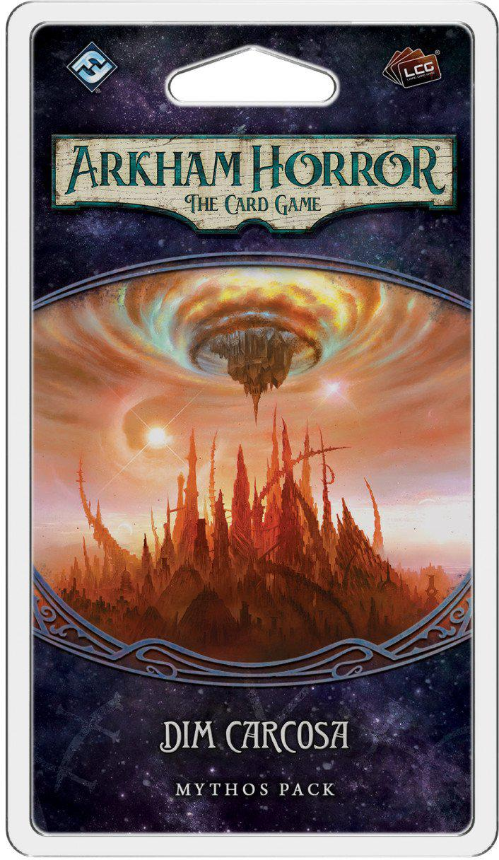 Arkham Horror LCG - Dim Carcosa-Fantasy Flight Games-Game Kings