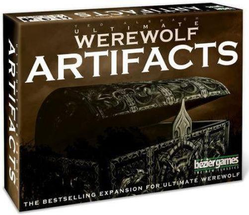 Ultimate Werewolf - Artifacts Second Edition-bezier games-Game Kings