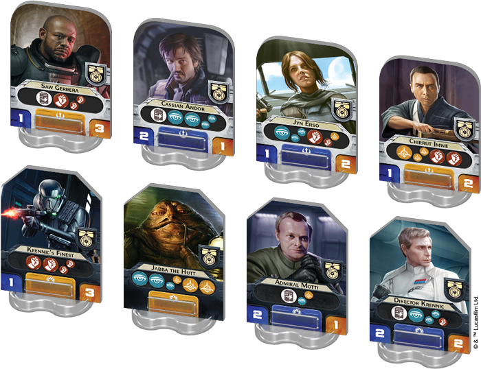 Star Wars Rebellion - Rise of the Empire Expansion-Fantasy Flight Games-Game Kings