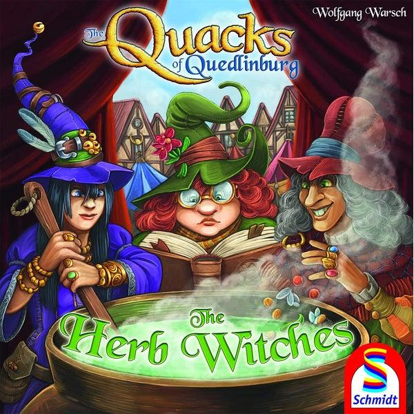 Quacks of Quedlinburg - Herb Witch Expansion-Game Kings-Game Kings