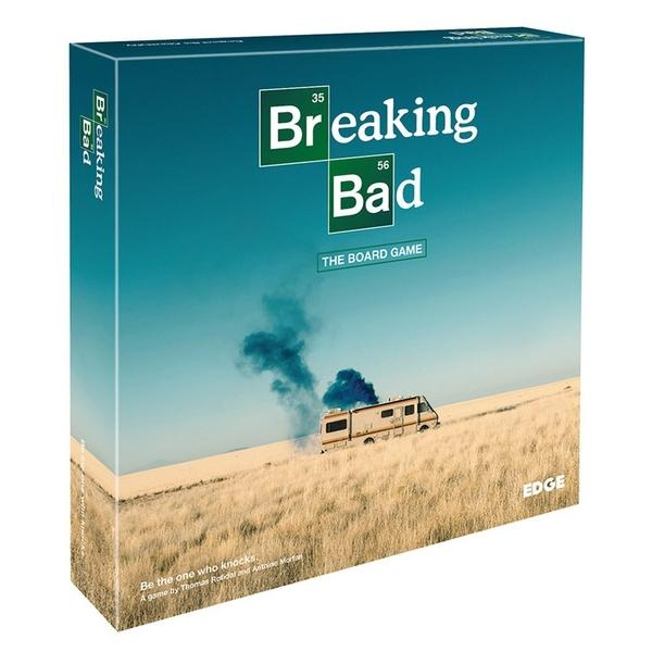 Breaking Bad The Boardgame-Edge Entertainment-Game Kings