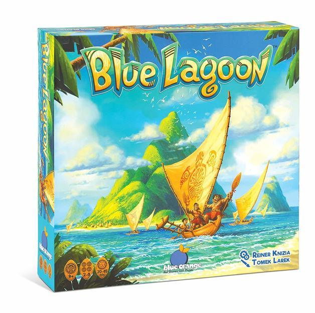 Blue Lagoon-Blue Orange Games-Game Kings