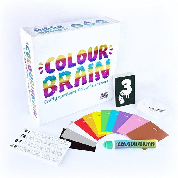 Colour Brain-Big Potato-Game Kings