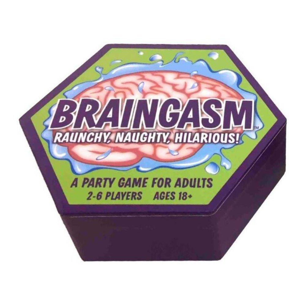 Braingasm - Adult Party Game-WTF Games-Game Kings