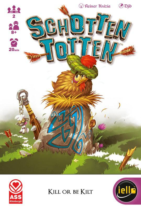 Schotten Totten!-Game Kings-Game Kings