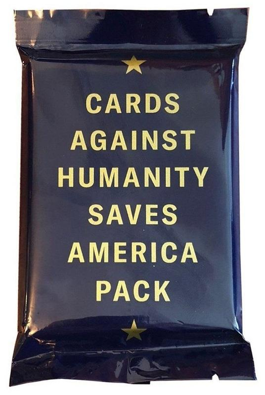 Cards Against Humanity - Save America Pack-Cards Against Humanity-Game Kings