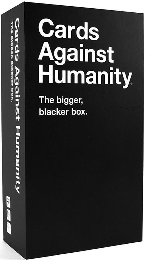 Cards Against Humanity - The Bigger Blacker Box-Cards Against Humanity-Game Kings