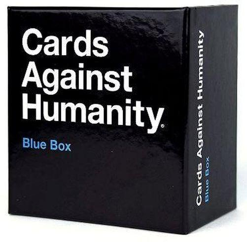 Cards Against Humanity - Blue Box-Cards Against Humanity-Game Kings