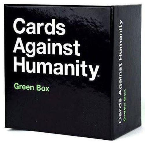Cards Against Humanity - Green Box-Cards Against Humanity-Game Kings