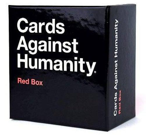Cards Against Humanity - Red Box-Cards Against Humanity-Game Kings