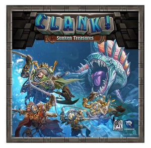 Clank! Sunken Treasures-Renegade Game Studios-Game Kings