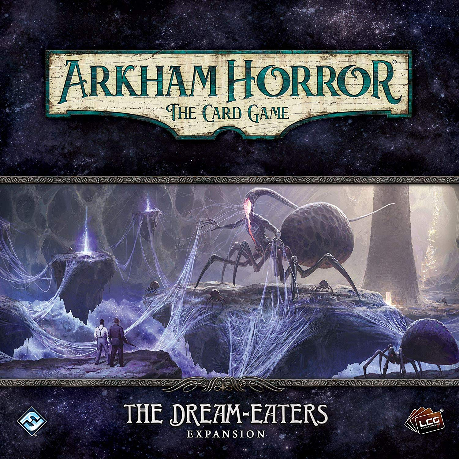 Arkham Horror LCG - The Dream Eaters Expansion-Fantasy Flight Games-Game Kings