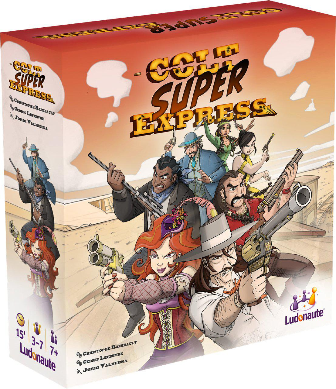Colt Super Express-Game Kings-Game Kings