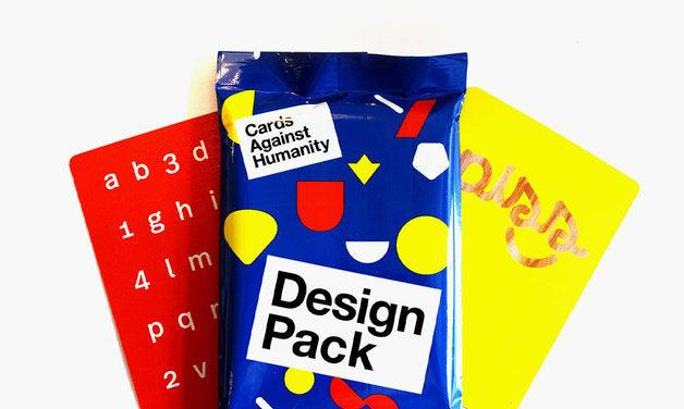 Cards Against Humanity - Design Pack-Cards Against Humanity-Game Kings