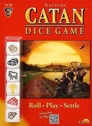 Catan: Dice Game-Catan Studio-Game Kings