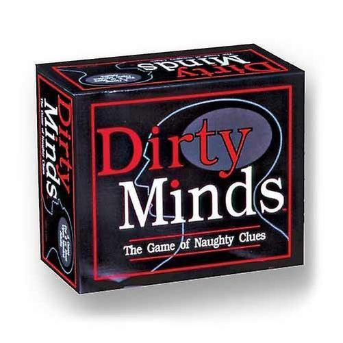 Dirty Minds - The Game of Naughty Clues-Game Kings-Game Kings