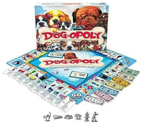 Dog-Opoly-Late for the Sky-Game Kings