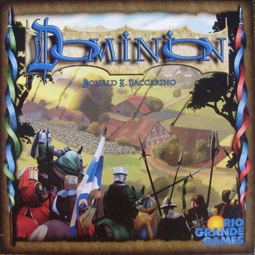 Dominion-Rio Grande Games-Game Kings