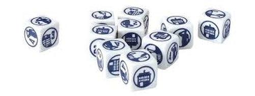 Doctor Who - Dalek Dice-Dr Who-Game Kings