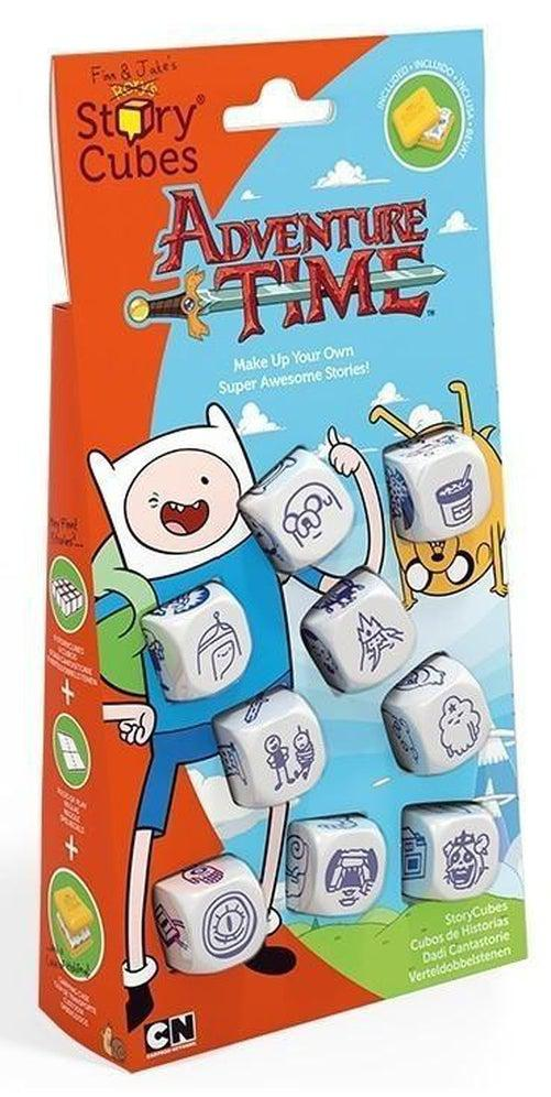 Rory's Story Cubes - Adventure Time-Gamewright-Game Kings