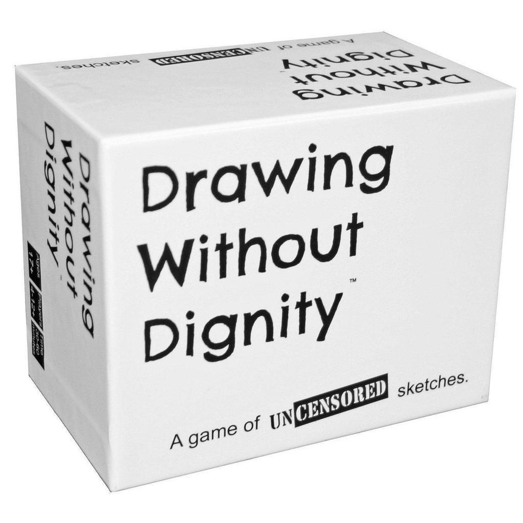 Drawing Without Dignity-Game Kings-Game Kings