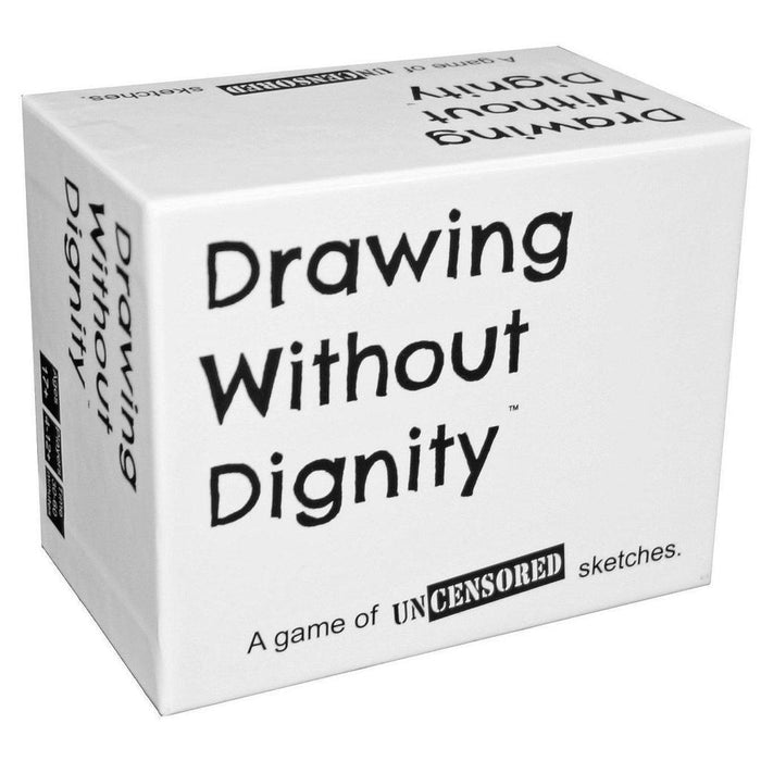 Drawing Without Dignity - Adult Party Game of Uncensored Sketches
