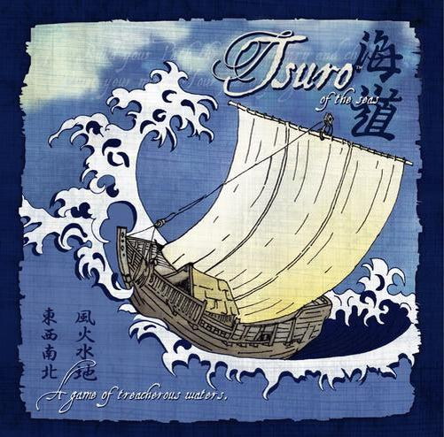 Tsuro of the Seas-Tsuro-Game Kings