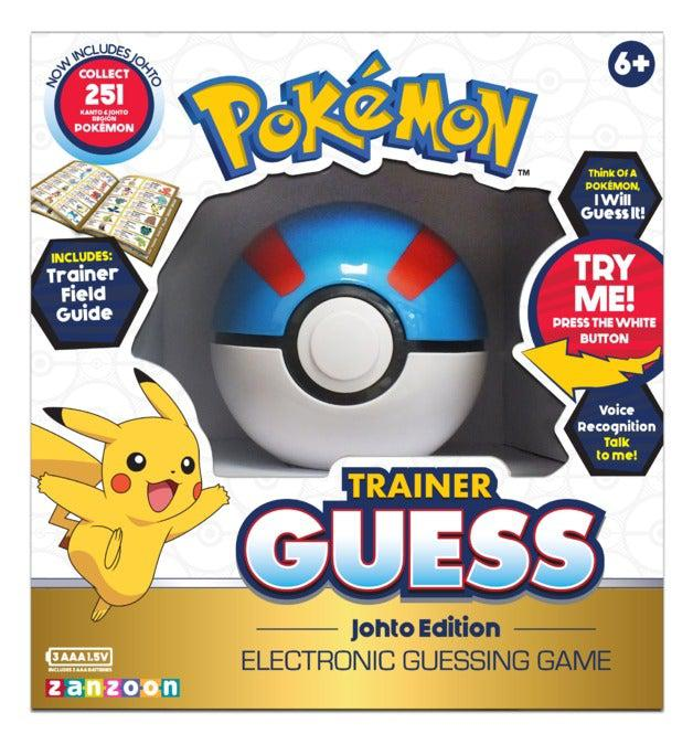 Pokemon Guess Game - Johto Edition-Pokemon-Game Kings