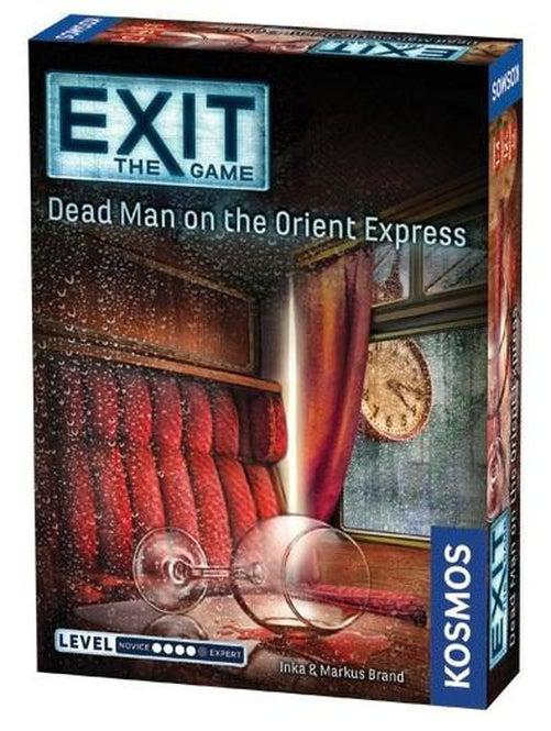 Exit the Game Dead Man on The Orient Express-Kosmos Games-Game Kings