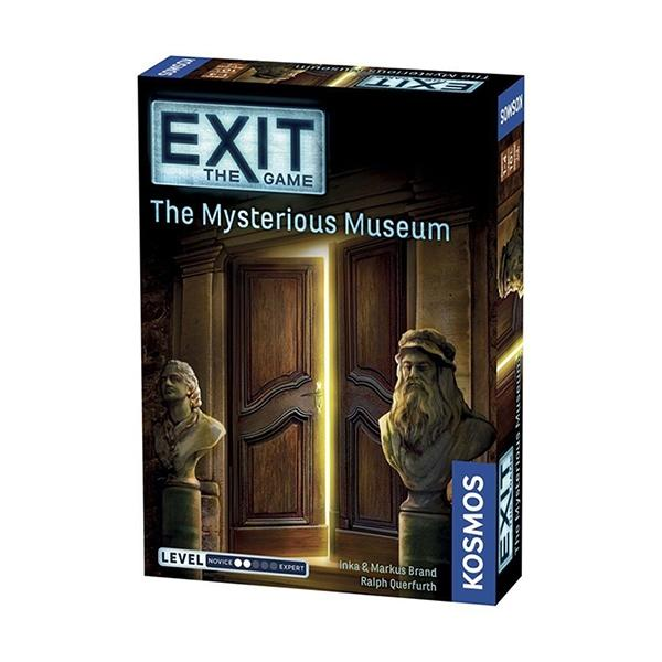 Exit the Game - The Mysterious Museum-Kosmos Games-Game Kings