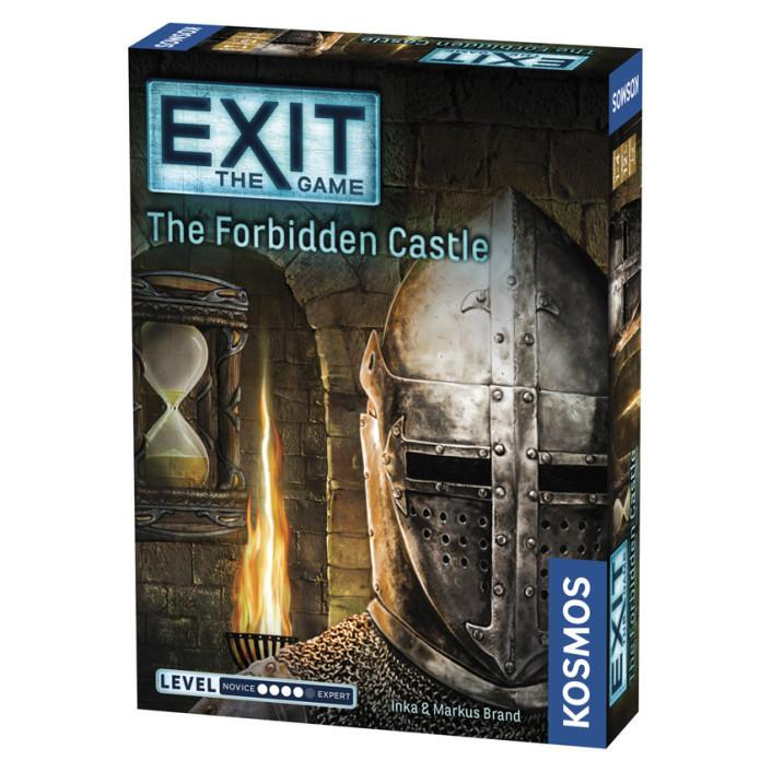 Exit the Game - The Forbidden Castle-Game Kings-Game Kings