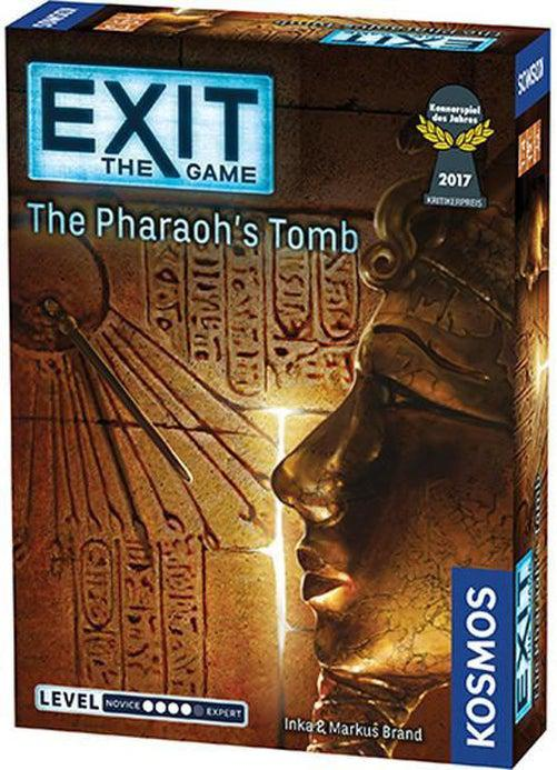 Exit the Game the Pharaoh's Tomb-Game Kings-Game Kings