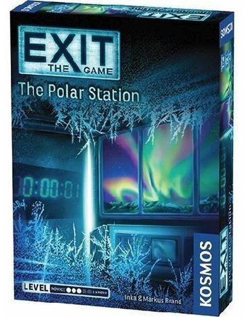 Exit the Game - The Polar Station-Kosmos Games-Game Kings