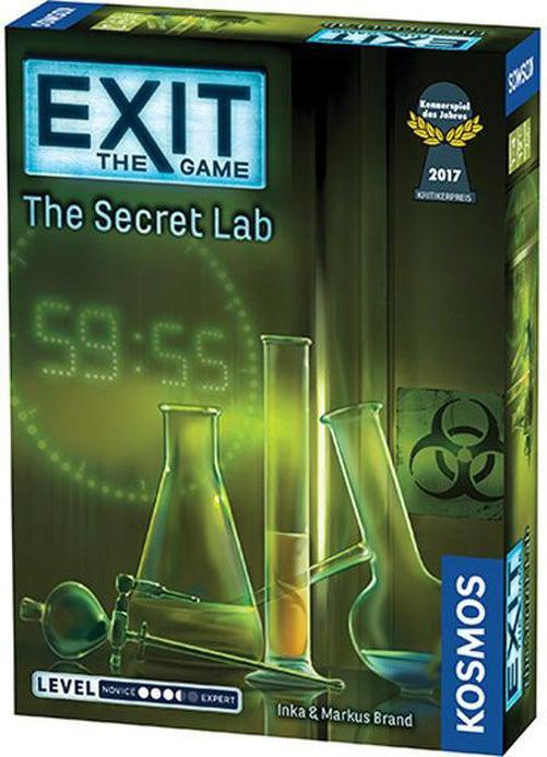Exit the Game the Secret Lab-Game Kings-Game Kings