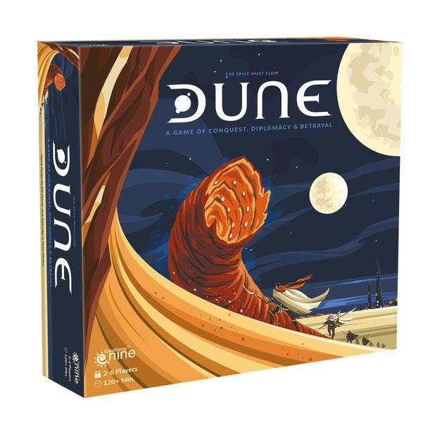 Dune-Gale Force Games-Game Kings