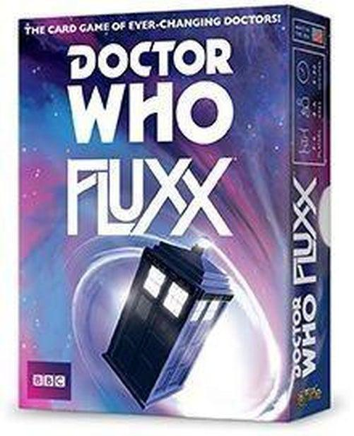 Dr Who Fluxx-Game Kings-Game Kings
