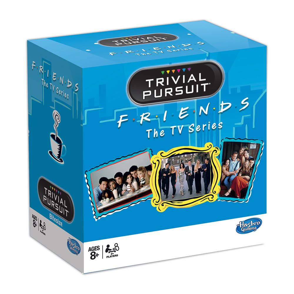 Trivial Pursuit - Friends Edition-Game Kings-Game Kings