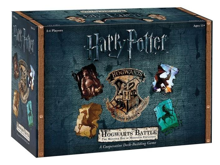 Harry Potter Hogwarts Battle - The Monster Box of Monsters Expansion-Usaopoly-Game Kings