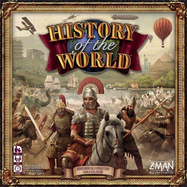 History of the World-Z-Man Games-Game Kings