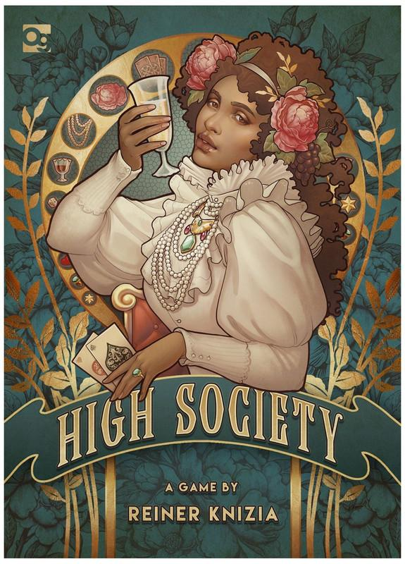 High Society-Osprey Games-Game Kings