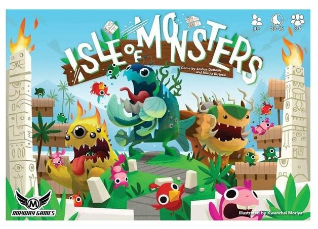 Isle of Monsters-Mayday Games-Game Kings