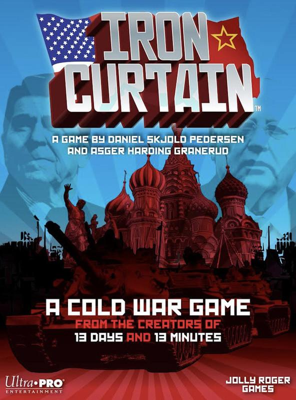 Iron Curtain-Jolly Roger Games-Game Kings
