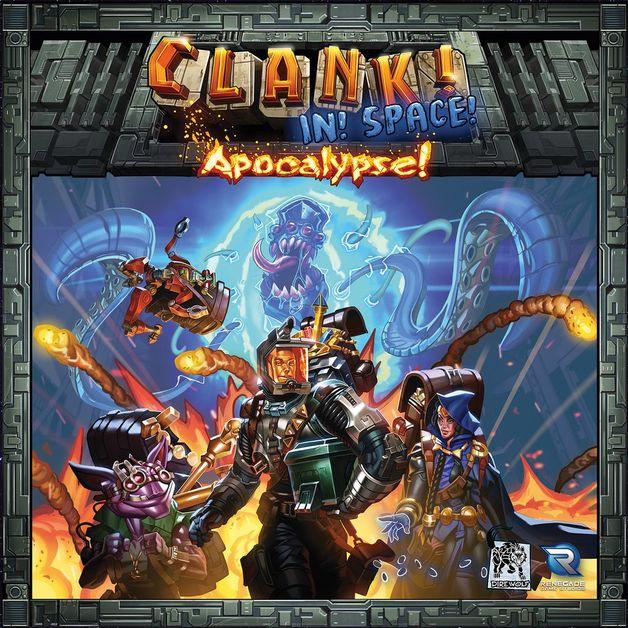 Clank! In! Space! - Apocalypse-Renegade Game Studios-Game Kings